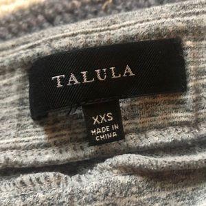 Aritzia Skirts - Artizia Talula XXS grey skirt